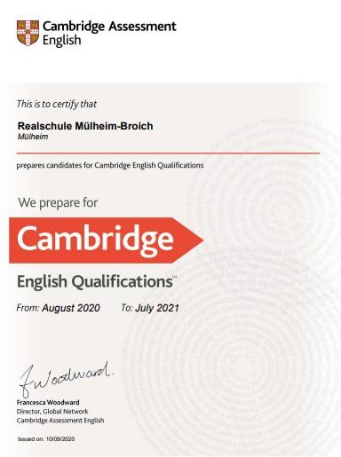 cambridge 2020