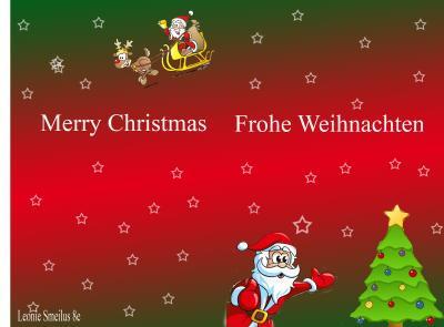 Weihnachtskarte 2 Leonie Smeilus 8e